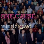 One million people. One cause: MindCrowd.