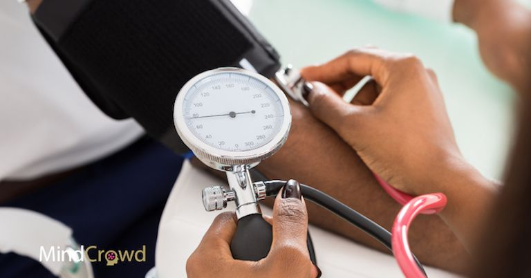 Hypertension is not a normal part of the aging process. It is a disease. Untreated high blood pressure can cause memory problems and affect problem-solving abilities. Stay healthy. Don't skip those yearly physicals!