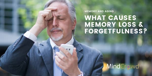 Memory and the aging brain: What causes memory loss and forgetfulness?