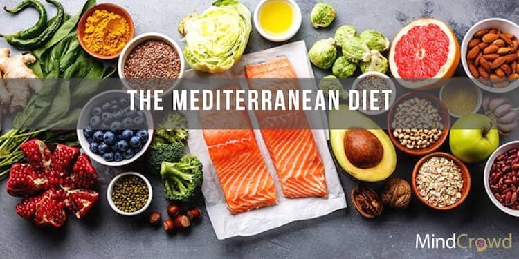 Nutrition and the Brain: Is the Mediterranean Diet a Fad? Check out these examples of brain healthy foods that improve cognition.
