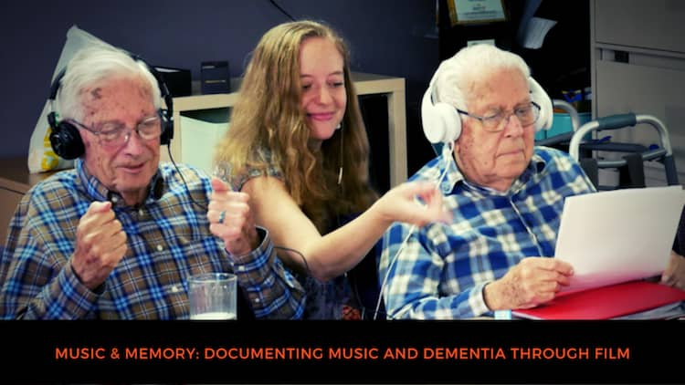 How music relates to culture and mind: tips for dementia caregivers. Photo by Ross Brillhart.