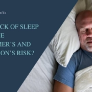 Sleep and dementia prevention. Dr. Matt Huentelman, Ph.D., on the relationship between sleep and brain diseases like Parkinson's and Alzheimer's. Find out more about the importance of good long nighttime sleep and brain health.