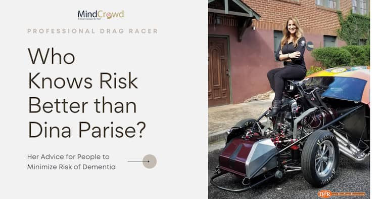 Who better than this adrenaline junkie to understand how to minimize risk?