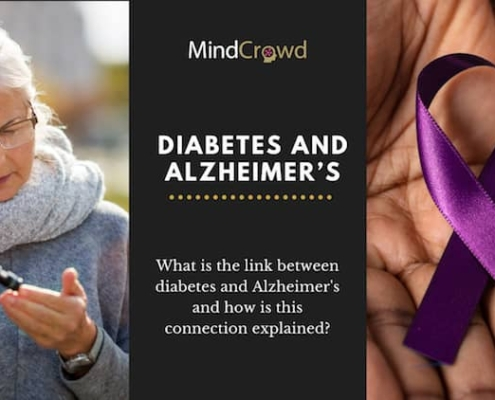 What is the link between diabetes and Alzheimer's dementia? Let's talk about these two inflammatory diseases.
