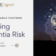 Three new modifiable risk factors have been reported by The Lancet Commission. Reducing dementia risk.