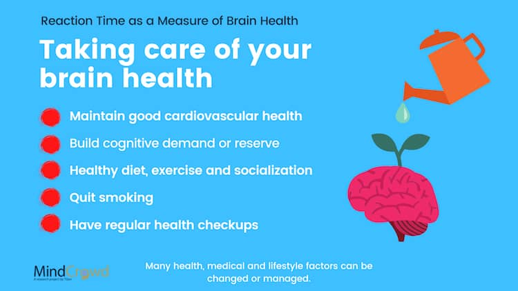 How to take care of your brain health.